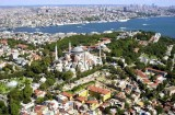 Istanbul City Tour & Overnight Bus to Cappadocia