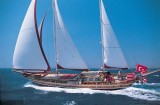 Depart from Fethiye for 4 Days Cruise to Olympos