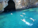 Pirates Cave & Cruise ends in Olympos