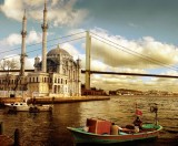 Arrival in Istanbul