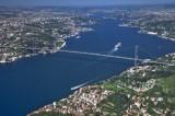 Flight From Denizli to İstanbul & Afternoon Bosphorus Cruise Tour