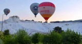 Pamukkale Hot Air Balloons Flight