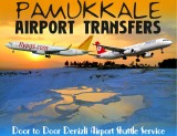 Denizli Airport Transfers / Pamukkale Airport Transfers