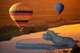 Sunrise Hot Air Balloon Flight & Pamukkale Tour