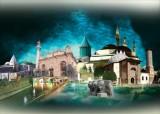 Cappadocia > Konya Mevlana Museum > Pamukkale