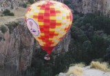 Cappadocia Ihlara Valley Hot Air Balloon Flight