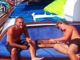 Cruising Gocek Bay/Ekincik Bay