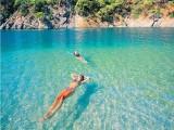 Cennet Island, Arriving in Marmaris