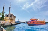 Bosphorus Cruise in istanbul & Flight to İzmir