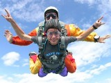 SkyDiving Above Ephesus