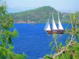 Yacht Cruise Rhodes (Rhodos) Greek Site