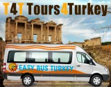 Pamukkale Tour  & Night bus to Cappadocia